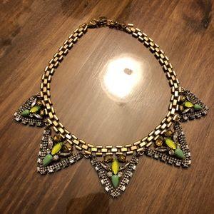 Stella and Dot Flori Pendant Necklace